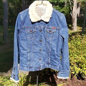 Vintage Roxy Jean Jacket